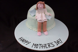 Mothers Day cake workshop.