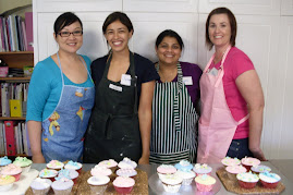 Baking cupcake class 15th March
