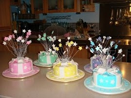 Shooting Stars Cake workshop 23rd March