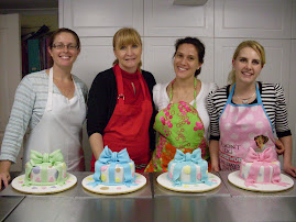 Beginners 3. Bow cake class.