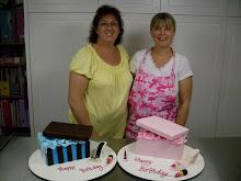 Intermediate 2 day Shoe and shoe box cake workshop.