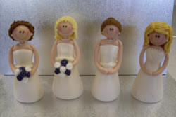 Beginners 15 Brides for the figurine class