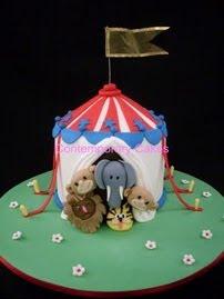 Animal circus tent class