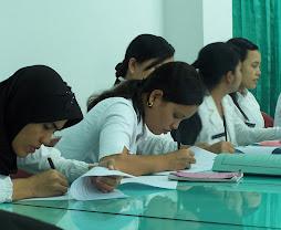 university students, Medan - indonesia