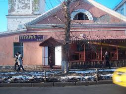 Titanic Bar, Ulaanbaatar - mongolia