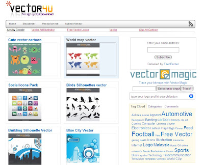 Vector4U Vetores Grátis