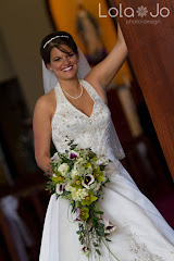 Beautiful Bride Maddie