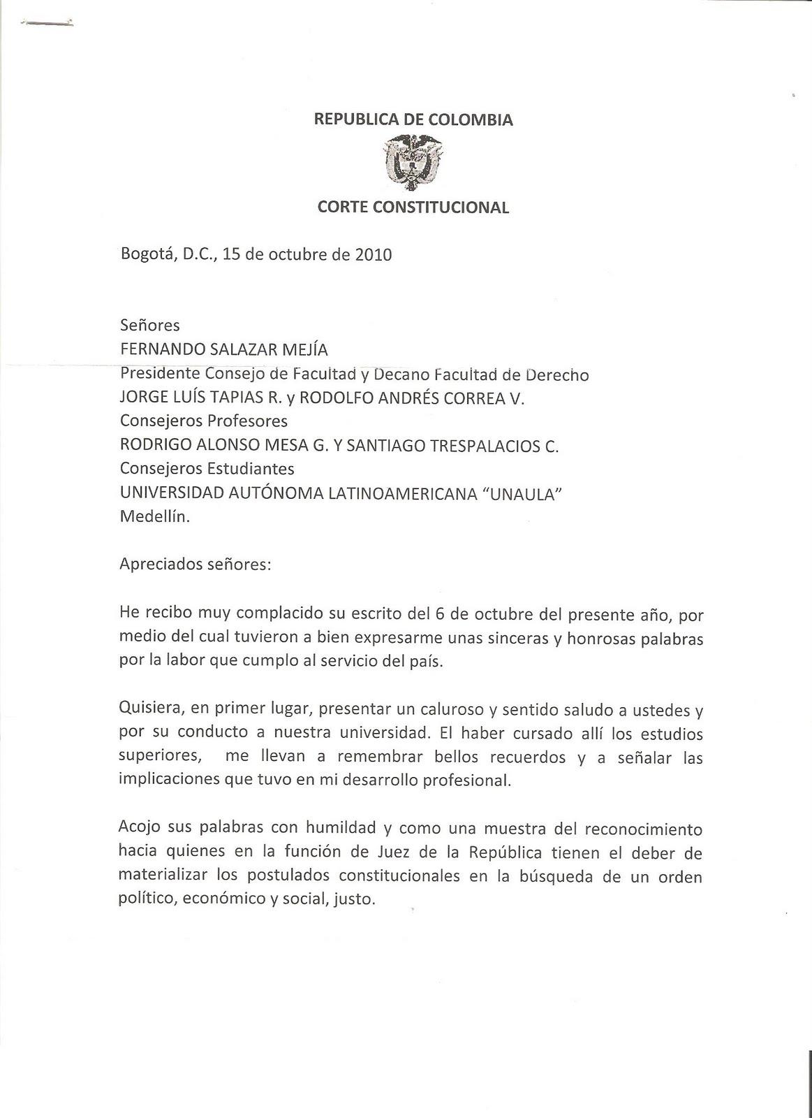 noticias unaula: noviembre 2010