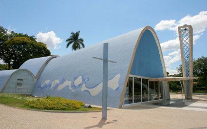 Igreja São Francisco de Assis - Pampulha