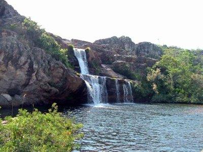 *  Cachoeira dos Cristais  *