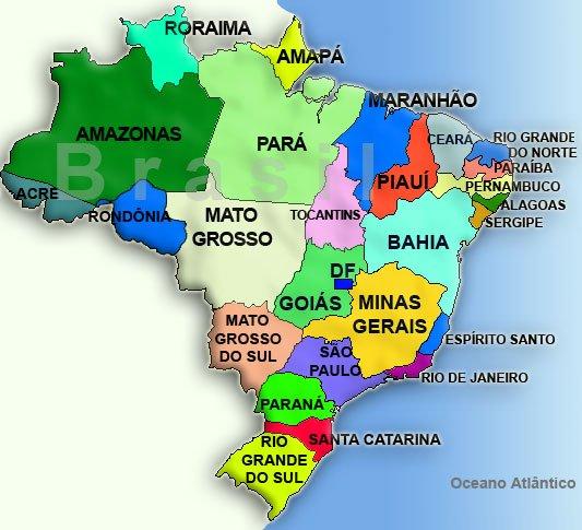 Brasil Um Pais de Todos