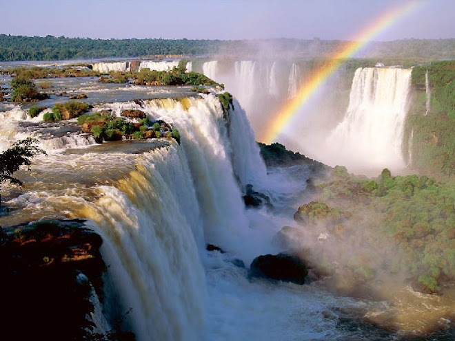 ** Cataratas do Iguaçú  **