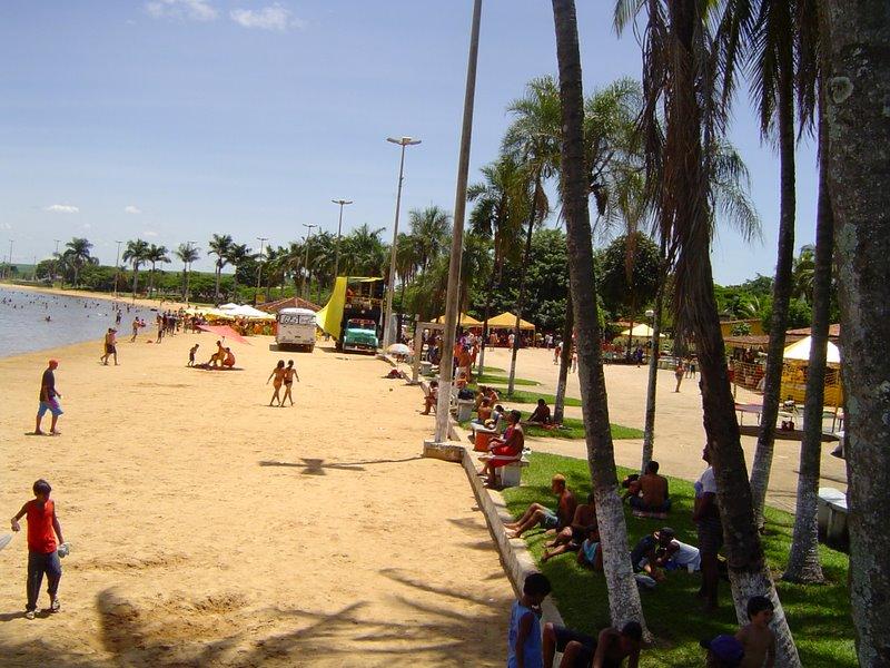 **  Praia Municipal de Lagoa da Prata  **