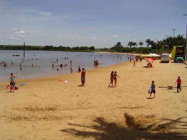 ***  Praia Municipal  de Lagoa da Prata  ***