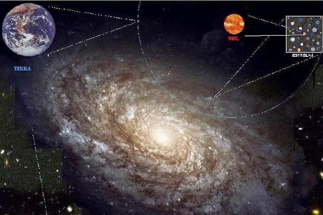 ***  A Via Láctea  ***