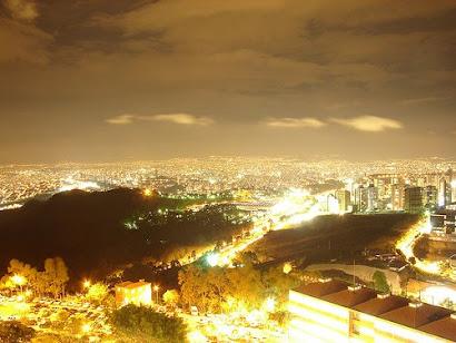 * Vista Noturna - Belo Horizonte *
