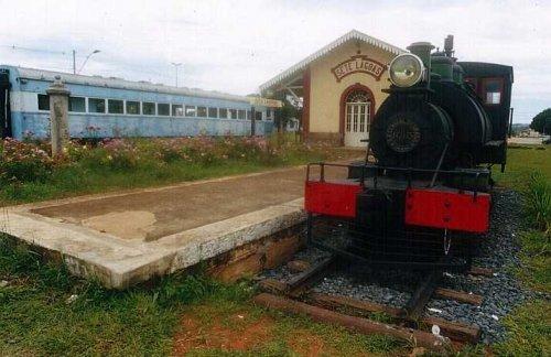 *  Museu Ferroviário - Sete Lagoas  *