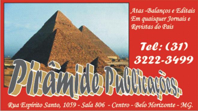 ***  Pirâmide Publicações  ***