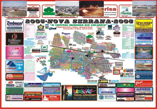 Planta Oficial de Nova Serrana