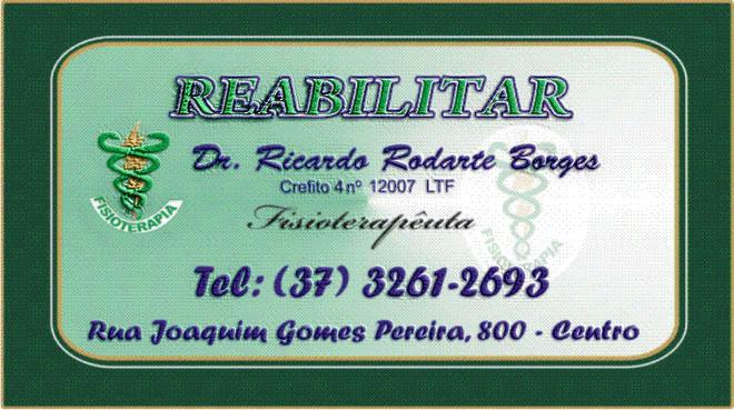 Reabilitar Clínica de Saúde
