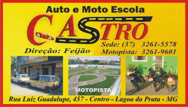 Auto  Moto Escola Castro
