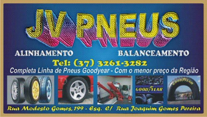 * JV Pneus - Alinhamento e Balanceamento *
