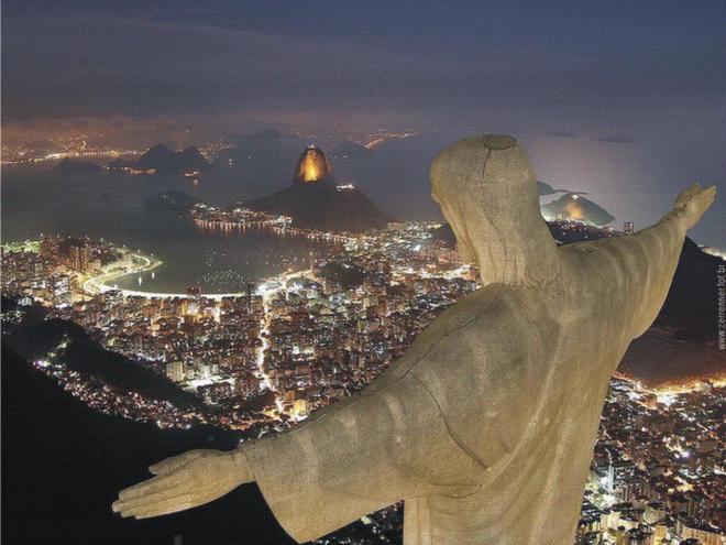 ***  O Corcovado - Rio de Janeiro ***