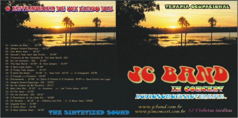 ***  Capas de CD de JC.***