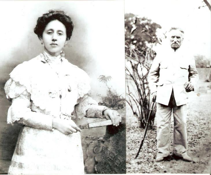 ELVIRA MUGNO Y MIGUEL MALASPINA,FUNDADORES DE LA FAMILIA MALASPINA EN VENEZUELA.