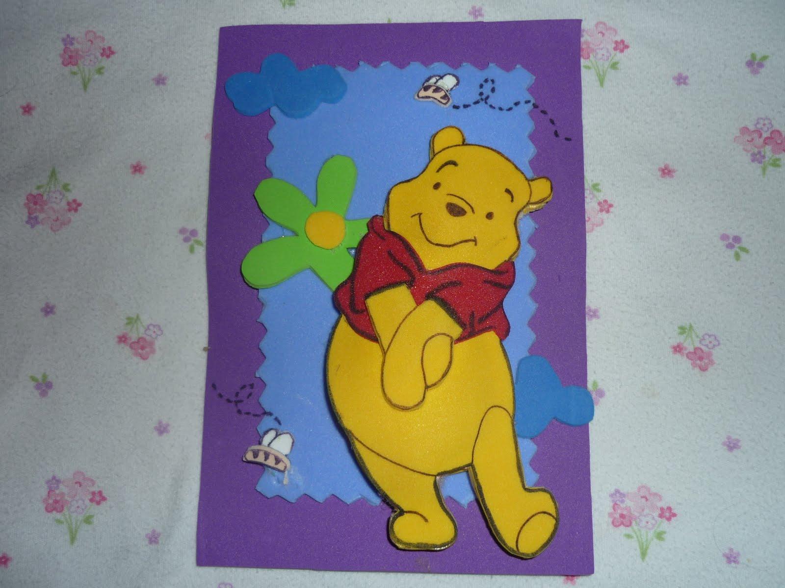 Invitacion De Winnie Pooh  Relleno
