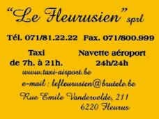 Taxi Fleurusien