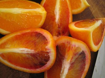 Meg & Nicks oranges