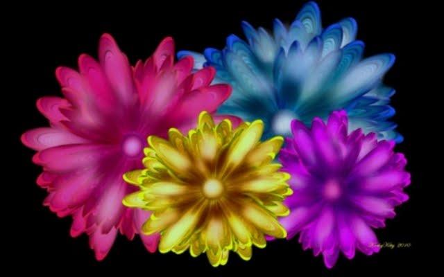 336386 - Digital Flowers