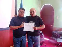 José de Souza y Marcelo Aldaz