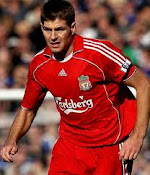 Steven Gerrard #8