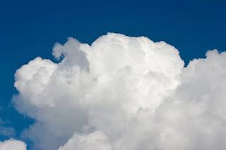 Cumulus Mediocris cloud