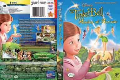 Download Tinker Bell Hadas Rescate Dvd Caratulas Latinas