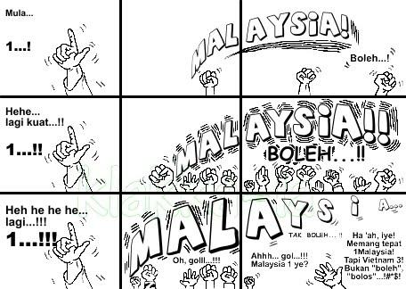 Bolasepak: 1Malaysia kalah lagi! (Football: 1Malaysia lost again!)klakka-la.blogspot