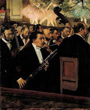 La orquesta de la ópera