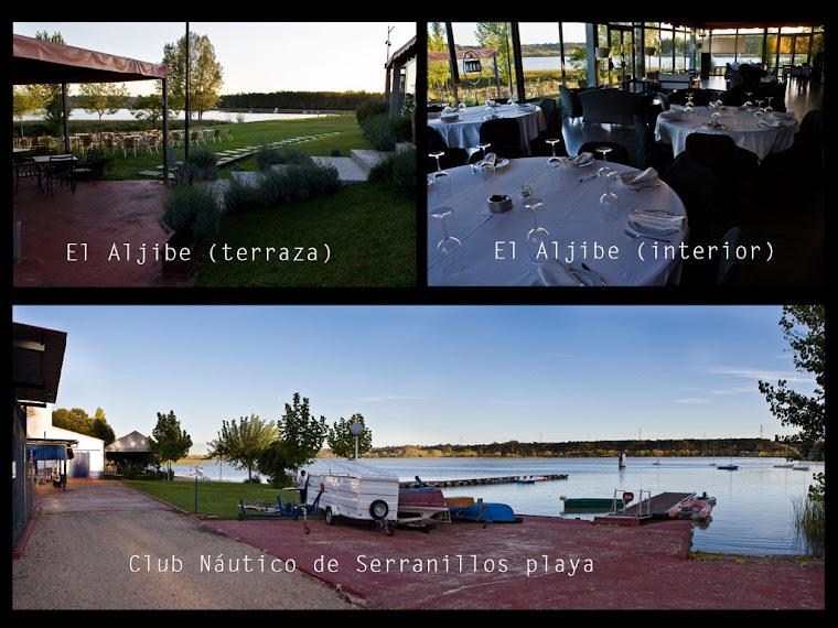 El Aljibe, Club Náutico