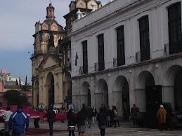 catedral y cabildo