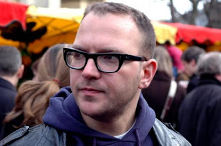 Cory Doctorow, I think