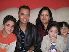 Prs Rogrio e Olga, Renan, Joo Pedro e Lais