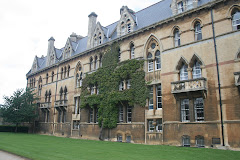 Meadow Quad at Christ Church, Oxford
