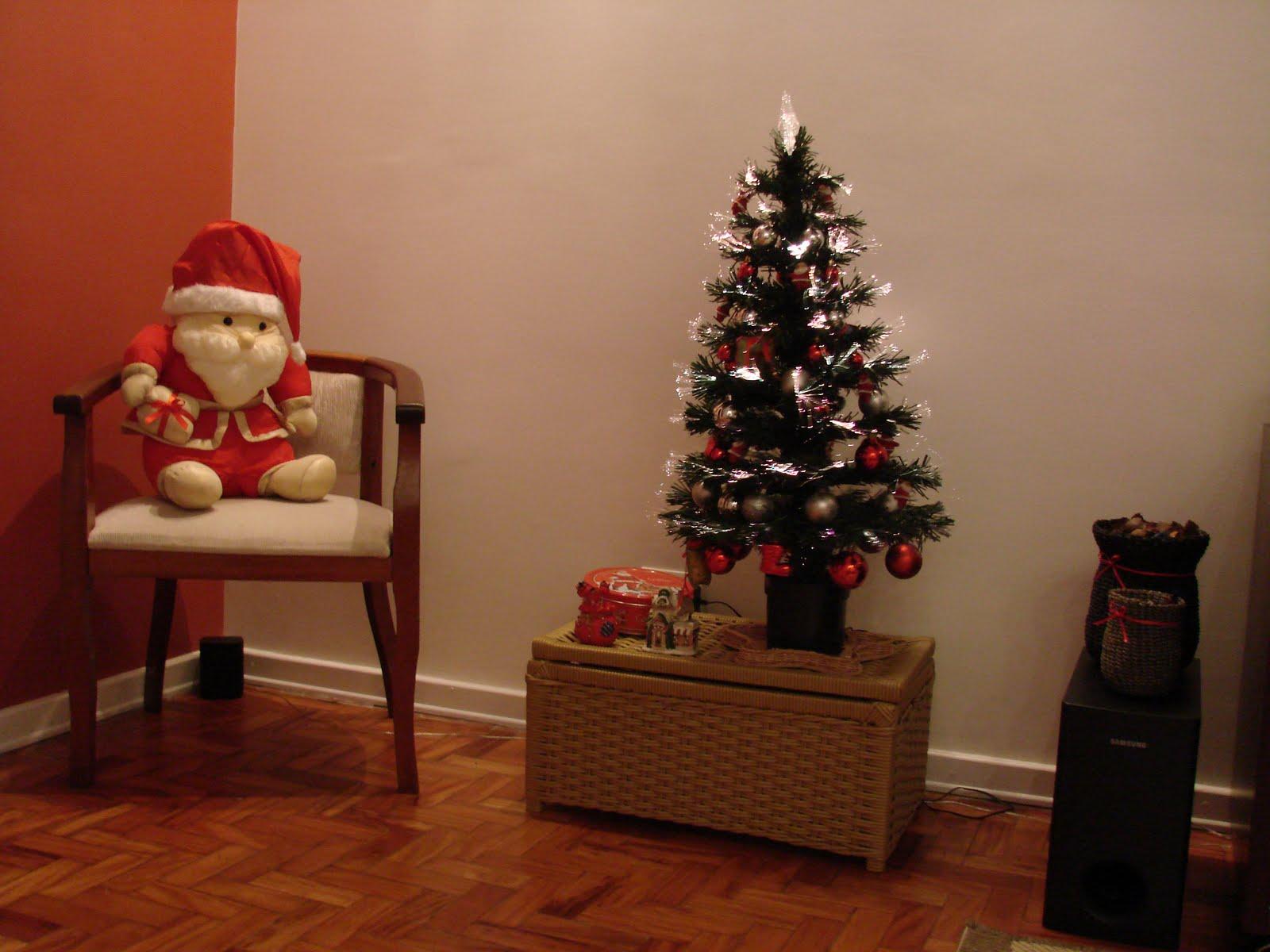decoracao cozinha natal : decoracao cozinha natal:Ainda falta a decoração da cozinha, banheiro e na porta social!