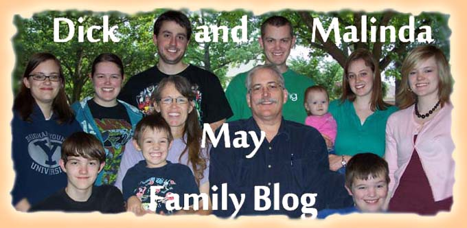 Dick & Malinda May Family