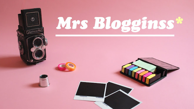 Mrs Blogginss