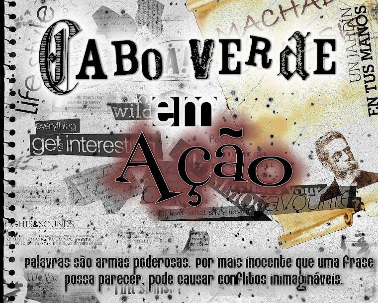 Cabo Verde em Ação!