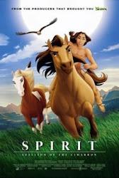 Baixar Filme Spirit   O Corcel Indomável (Dublado) Online Gratis