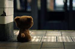 Alone.....